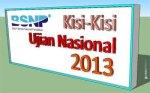 kisi-kisi-un-2013