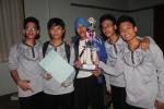 Juara Nasyid SMAN 7 Tangsel